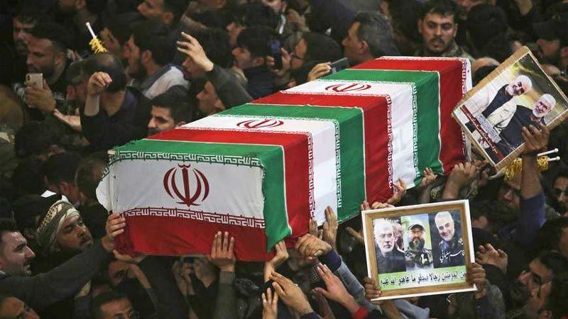 تقرير للأمم المتحدة: اغتيال اللواء قاسم سليماني يشكل انتهاكًا لميثاق الأمم المتحدة