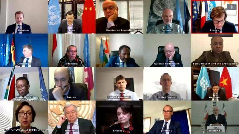 فيتو روسي صيني يُسقط آلية نقل مساعدات إلى سوريا دون موافقة حكومتها