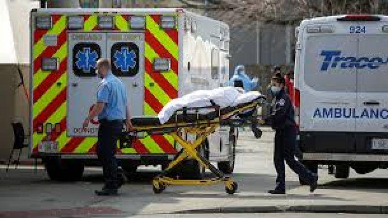 الولايات المتحدة تتخطى عتبة الـ3 ملايين حالة اصابة بكورونا
