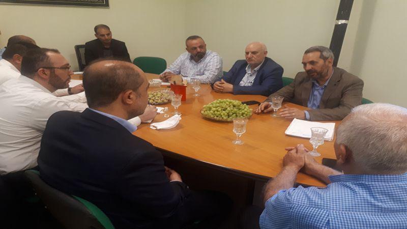 حمادة في لقاء زراعي في الهرمل: نحن في معركة مستجدة وعنوان جديد للمقاومة