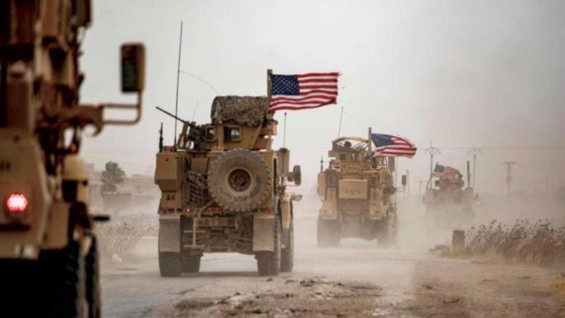 الاحتلال الأمريكي يواصل نهب نفط منطقة الجزيرة السورية