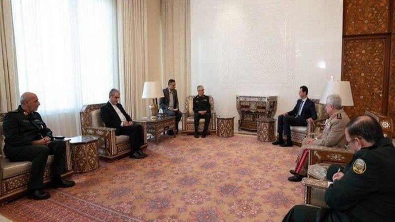الاتفاقية الايرانية - السورية وقوة الردع الجديدة