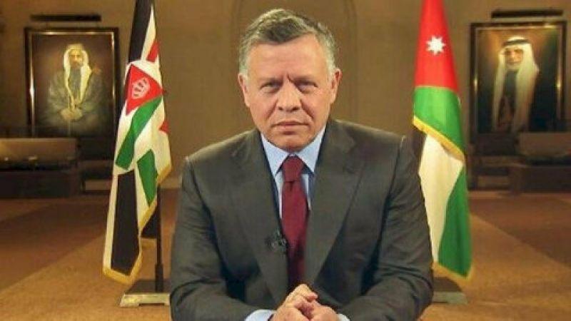 ملك الأردن يعارض خطّة الضمّ