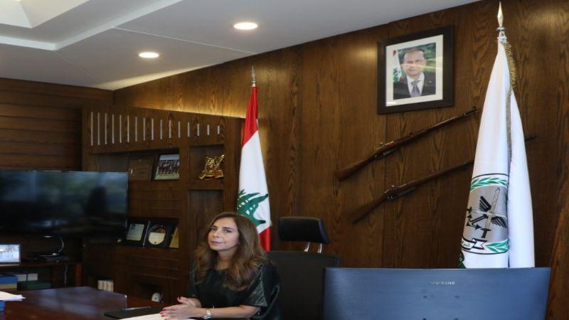 """في ذكرى تموز..وزيرة الدفاع لـ""""العهد"""": تلاحم الجيش مع الشعب والمقاومة غيّر المعادلة تجاه لبنان"""