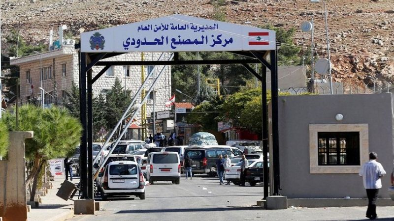 لبنان يفتح حدوده البرية