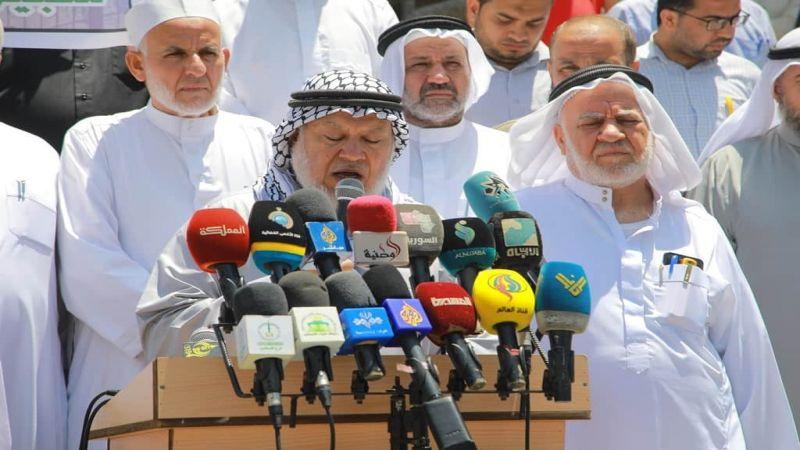 مطالبات للمقاومة بتفعيل دورها لافشال مخططات الاحتلال ضد القدس والاقصى