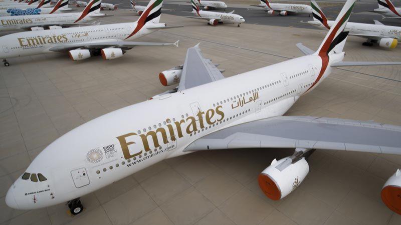 """أزمة """"طيران الإمارات"""" الإقتصادية تتفاقم"""