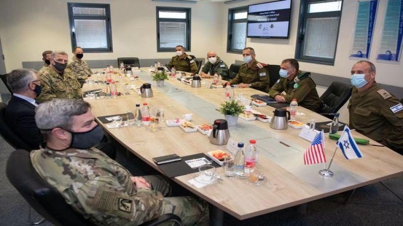 رئيس أركان القوات المسلحة الأميركية يزور الكيان الصهيوني