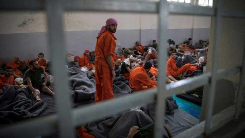"""""""بي بي سي"""": سجناء """"داعش"""".. قنبلة موقوتة للغرب"""