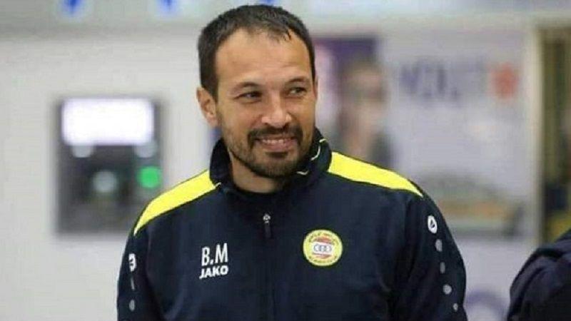 باسم مرمر أول مدرب لبناني يحترف في الخارج