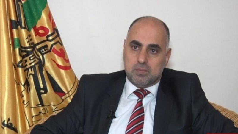 """قيادي فتحاوي لـ""""العهد"""": المقاومة اللبنانية شكّلت سندًا للقضية الفلسطينية"""
