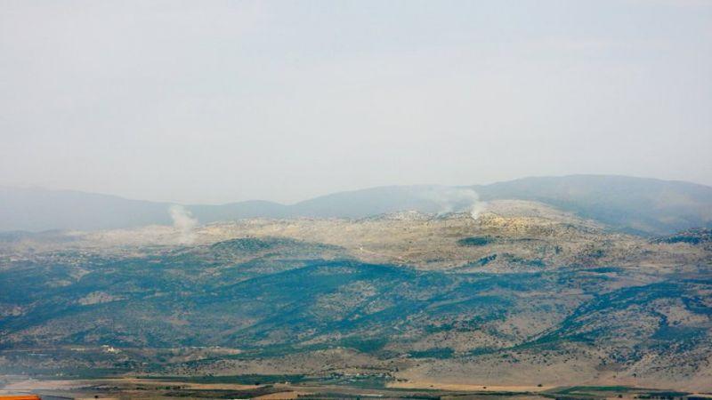 وسائل إعلام إسرائيلية: حدث أمني في جبل الشيخ في مزارع شبعا المحتلة