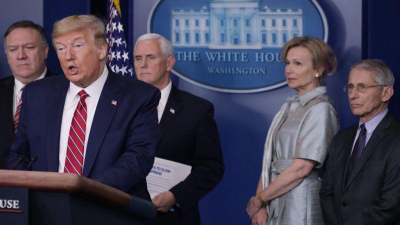 """نيويورك تايمز: ترامب أفقد أميركا """"الدور القيادي"""".. والتعامل مع """"الصين الجديدة"""" يتطلب التوازن"""