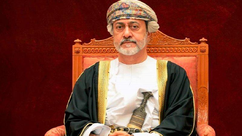 سلطان عمان يراسل الرئيس السوري