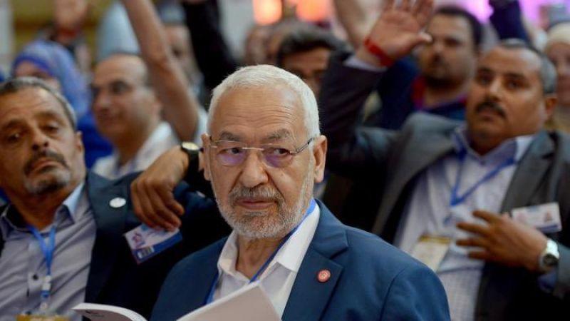 البرلمان التونسي يسقط لائحة سحب الثقة من رئيسه الغنوشي