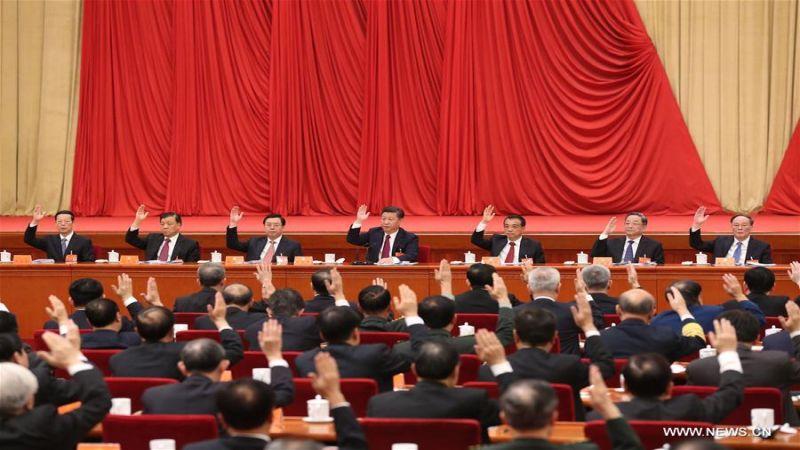 الحزب الشيوعي الصيني هو المنافس الأقوى لأميركا