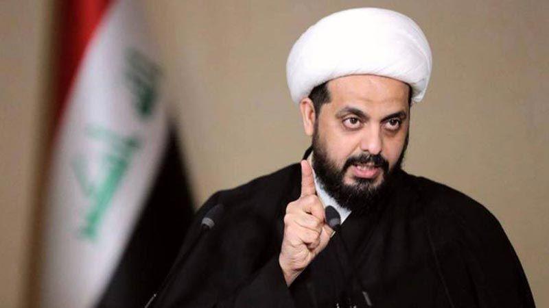 الشيخ الخزعلي: المشروع الصهيوأميركي الإماراتي كان يسعى لإسقاط الحشد الشعبي