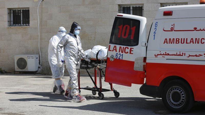 """الصحة الفلسطينية: تسجيل حالة وفاة و٣٩٤ إصابة جديدة بفيروس """"كورونا"""""""