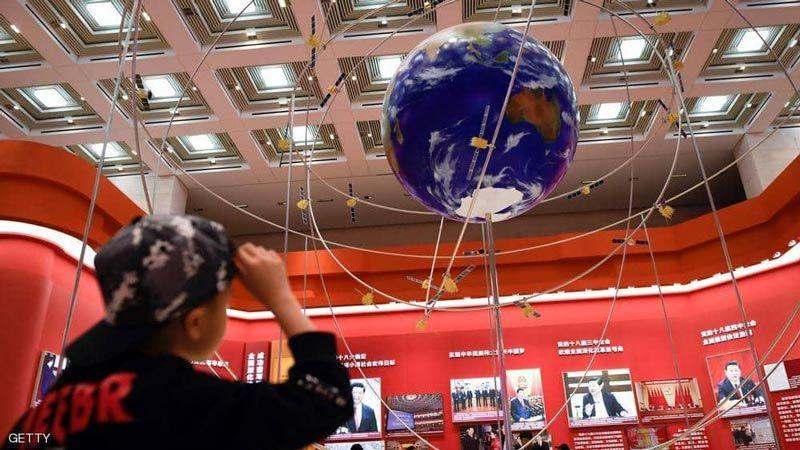 """الصين تطلق نظام ملاحة جديد ينافس """"جي بي إس"""""""