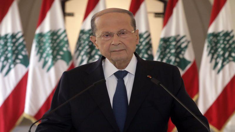 الرئيس عون في عيد الجيش: ملزمون بالدفاع عن أنفسنا وعن أرضنا ومياهنا وسيادتنا ولا تهاون في ذلك