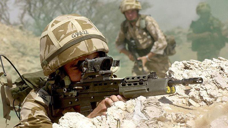 هذه جرائم البريطانيين في أفغانستان