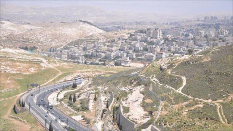 مجمع  استيطاني إضافي شمال القدس يقطع التواصل بين جنوب الضفة وشمالها