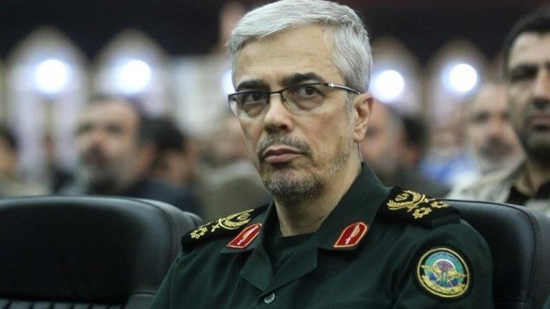 اللواء باقري يبعث برسالتيْن الى السيد نصر الله وقائد الجيش اللبناني
