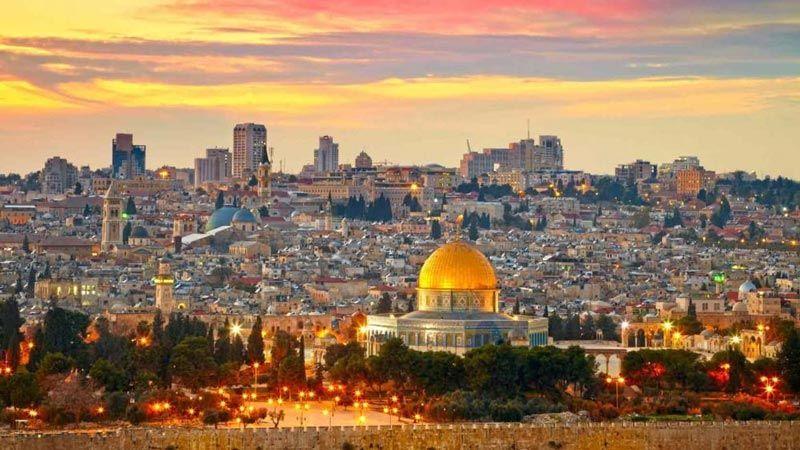 في إيطاليا.. القدس فلسطينية لا اسرائيلية