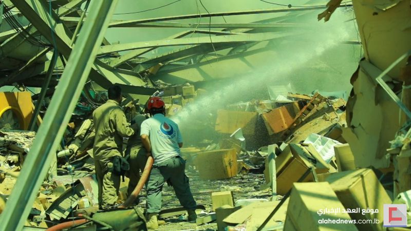 الهيئة الصحية الإسلامية: التزاماً بالدور الإنساني تواجدنا في المنطقة المنكوبة والتزاماً بقرار الجيش أوقفنا عملنا