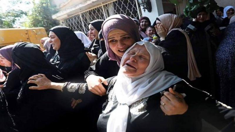 استشهاد مواطنة فلسطينية متأثرة بجراحها برصاص الاحتلال في جنين بالضفة