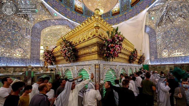 هذه هي اجراءات العتبة العلوية في عيد الغدير