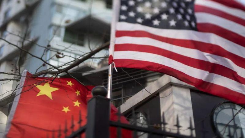 عقوبات صينية على مسؤولين أمريكيين