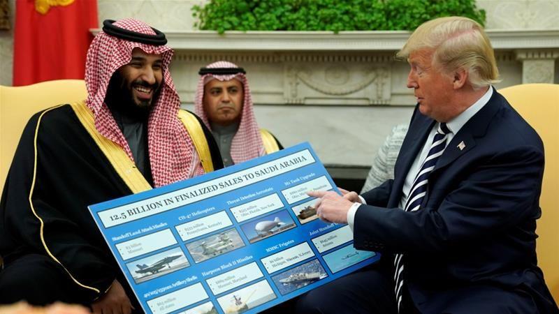 إقرار أمريكي بعدم تقييم مخاطر بيع أسلحة للسعودية