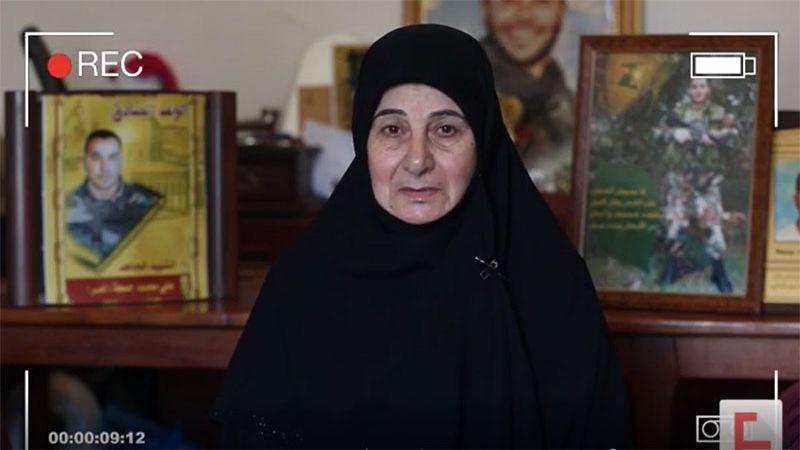 والدة شهيد الوعد الصادق علي جمعة: الفراق صعب.. والفخر والعزة لنا