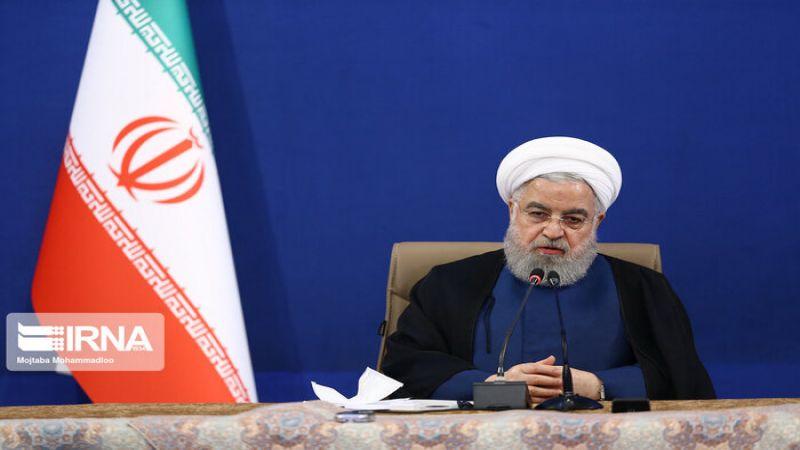 روحاني: الحكومة تواجه أشدّ ظروف الحظر