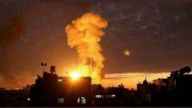 """الاحتلال يقصف مواقع لحركة """"حماس""""  ويوقف إدخال المحروقات إلى قطاع غزة"""