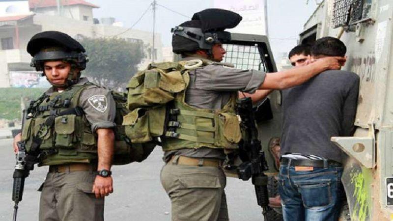 نادي الأسير: الاحتلال اعتقل 24 فلسطينيا من الضفة