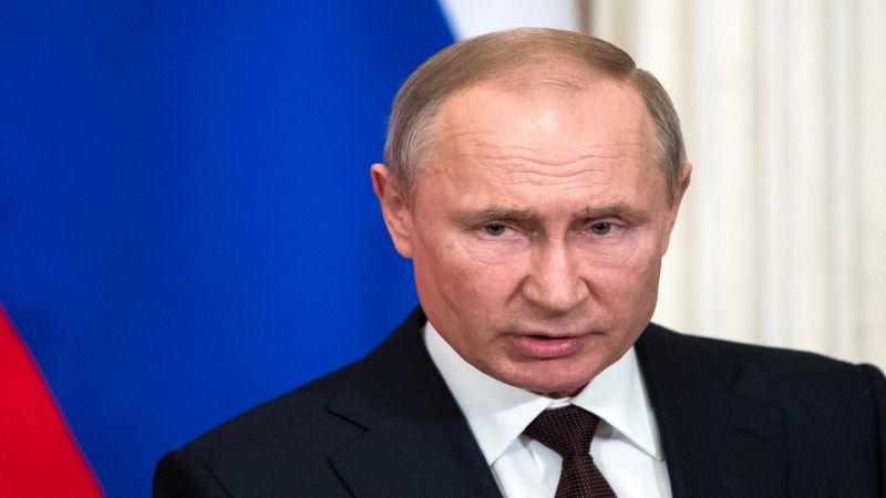 بوتين يستنكر المقترحات الأميركية لتمديد حظر الأسلحة على إيران