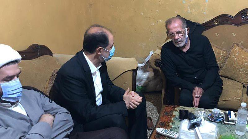 مكتب آية الله السيد السيستاني يقدم مساعدات للمتضررين من انفجار مرفأ بيروت