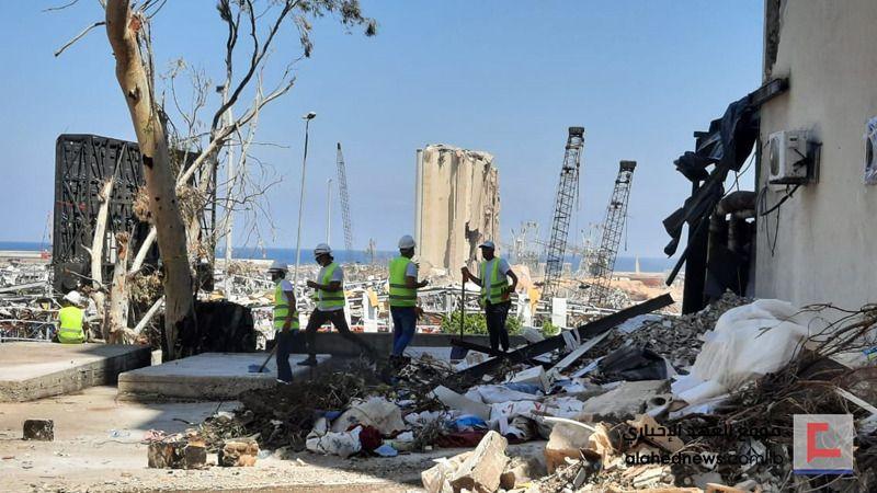 كيف بدت بيروت ومرفؤها اليوم؟