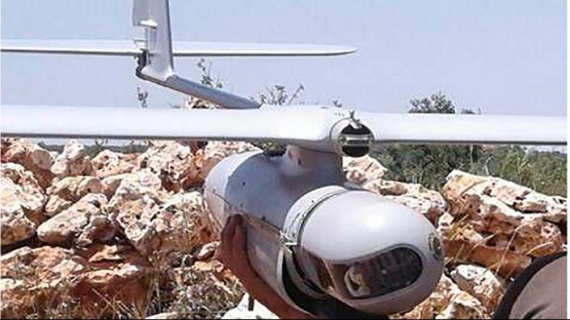 المقاومة الاسلامية أسقطت طائرة صهيونية مسيرة اخترقت الأجواء اللبنانية