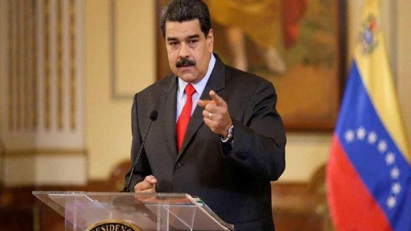 مادورو: شراء صواريخ إيرانية فكرة جيدة