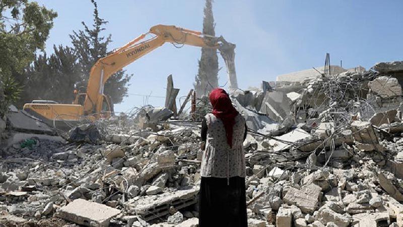 18 الف منزل فلسطيني مهدد بالهدم في القدس المحتلة