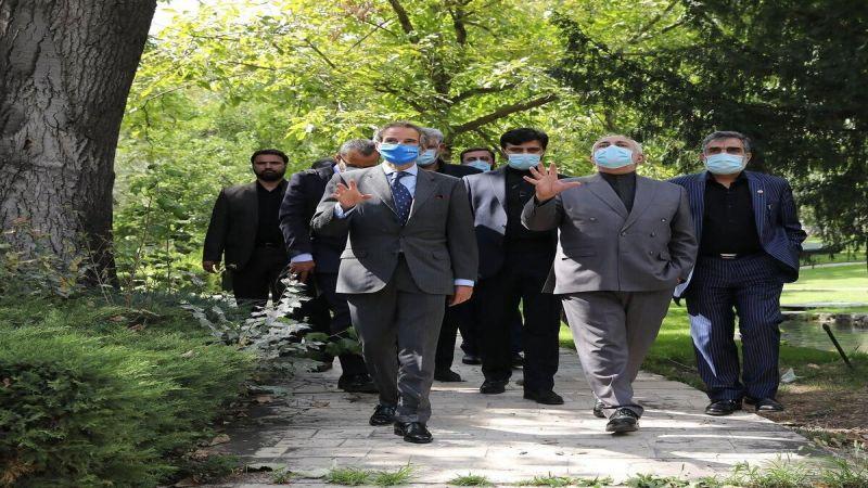 ظريف: إيران تعاملت بشفافية كاملة مع الوكالة الدولية للطاقة الذرية