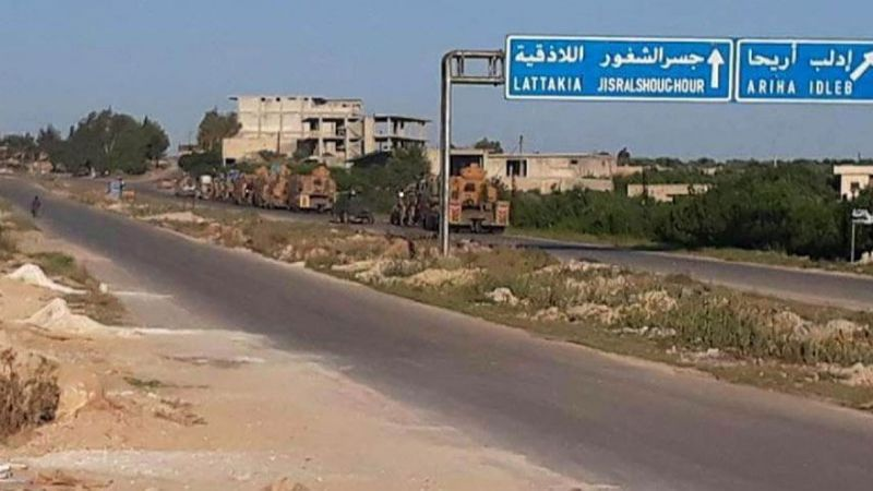 ادلب من جديد: جسر الشغور تلوح في الأفق