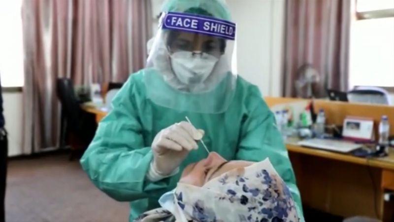 انتشار واسع لفيروس كورونا في غزة