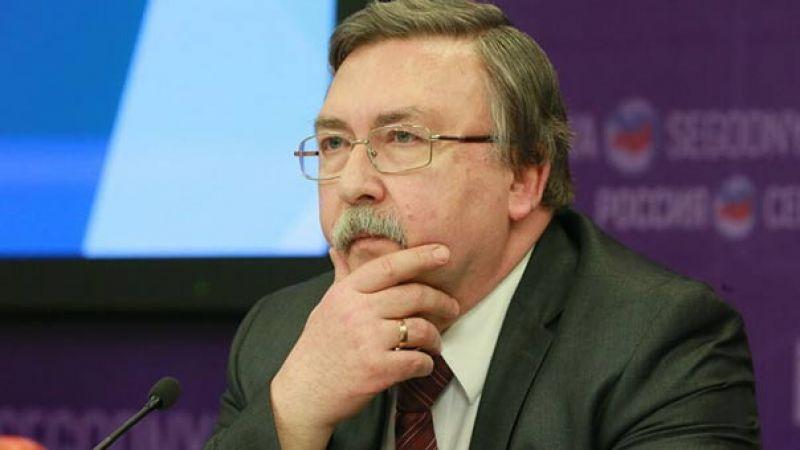 مندوب روسيا لدى المنظمات الدولية يعلن عن التزام أعضاء لجنة العمل المشتركة بشأن الاتفاق النووي الإيراني
