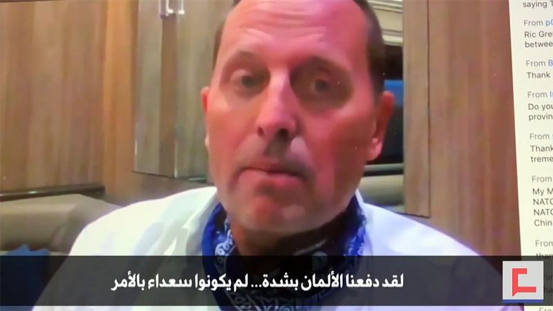 فيديو مسرب: هكذا ضغطت واشنطن لتجريم حزب الله في ألمانيا