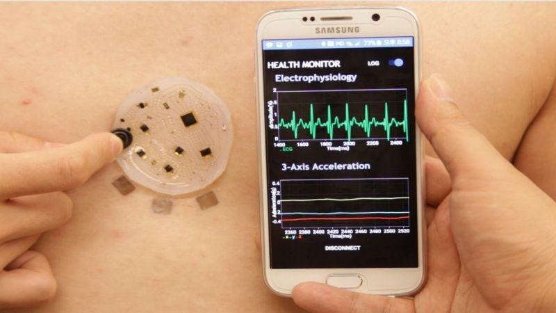 ابتكار روسي جديد: شاحن إلكتروني من جسم الإنسان