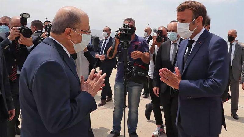 ماكرون في بيروت بالأصالة أو بالوكالة.. هل ينجح في التحدّي؟